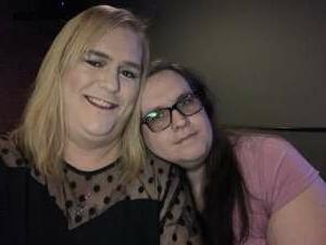 Lauryn Hogan attended Habitual Offenders on May 6th 2021 via VetTix