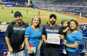 Click To Read More Feedback from Miami Marlins vs. Milwaukee Brewers - MLB