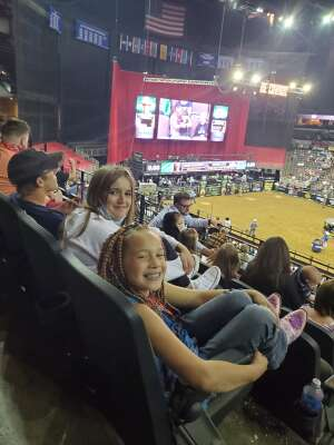 Aimee L attended PBR Unleash the Beast on May 2nd 2021 via VetTix