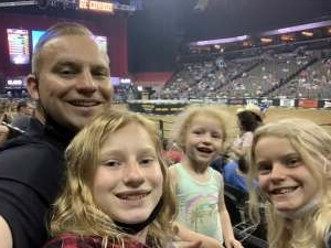 Jc0311 attended PBR Unleash the Beast on May 2nd 2021 via VetTix