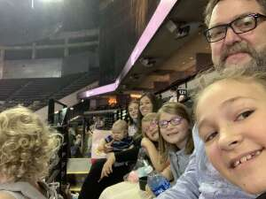 Mitchell Larison  attended PBR Unleash the Beast on May 2nd 2021 via VetTix