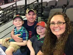 JWelter attended PBR Unleash the Beast on May 2nd 2021 via VetTix