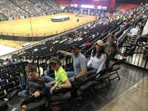 Brian G attended PBR Unleash the Beast on May 2nd 2021 via VetTix