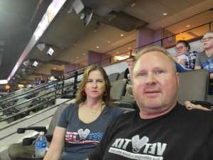 Shane and Mary attended PBR Unleash the Beast on May 2nd 2021 via VetTix