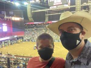 Seth68504 attended PBR Unleash the Beast on May 1st 2021 via VetTix