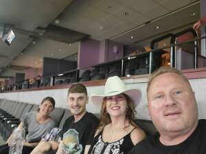 Shane and Mary attended PBR Unleash the Beast on May 1st 2021 via VetTix