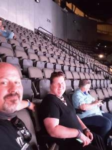 Mahoney  attended PBR Unleash the Beast on May 1st 2021 via VetTix