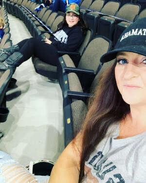 Jennifer attended Jacksonville Icemen vs. Wheeling Nailers - ECHL on May 9th 2021 via VetTix