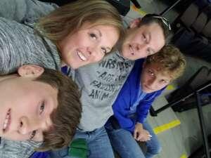 Woods Family attended Jacksonville Icemen vs. Wheeling Nailers - ECHL on May 9th 2021 via VetTix