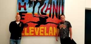 David Budzik  attended Cleveland Cavaliers vs. Portland Trail Blazers - NBA on May 5th 2021 via VetTix