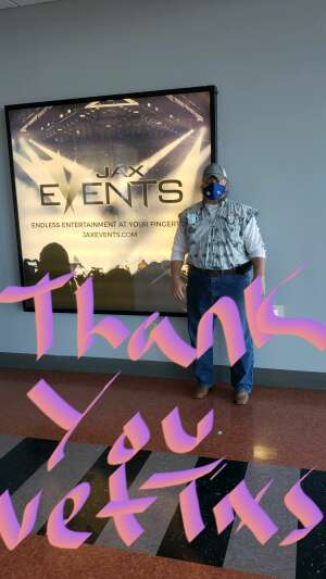 Jerry attended Jacksonville Icemen vs. South Carolina Stingrays - ECHL - Military Appreciation Weekend! on May 15th 2021 via VetTix
