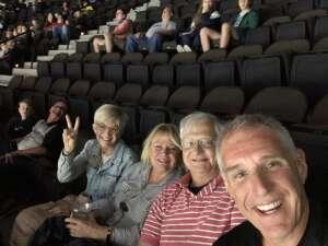 Brian attended Jacksonville Icemen vs. South Carolina Stingrays - ECHL - Military Appreciation Weekend! on May 15th 2021 via VetTix