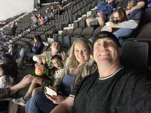 Matthew Berry attended Jacksonville Icemen vs. South Carolina Stingrays - ECHL - Military Appreciation Weekend! on May 15th 2021 via VetTix