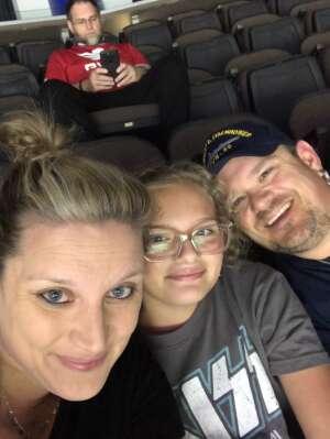 Stephen Sims attended Jacksonville Icemen vs. South Carolina Stingrays - ECHL - Military Appreciation Weekend! on May 15th 2021 via VetTix