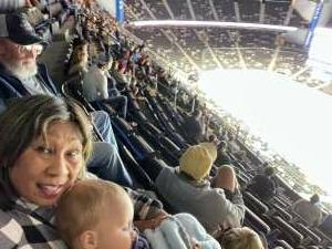 Robert attended Jacksonville Icemen vs. South Carolina Stingrays - ECHL - Military Appreciation Weekend! on May 15th 2021 via VetTix