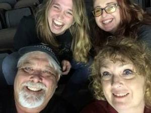 Steve attended Jacksonville Icemen vs. South Carolina Stingrays - ECHL - Military Appreciation Weekend! on May 15th 2021 via VetTix