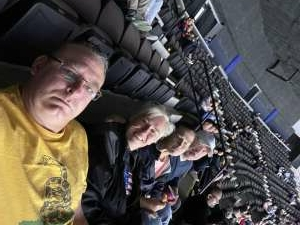 John attended Jacksonville Icemen vs. South Carolina Stingrays - ECHL - Military Appreciation Weekend! on May 15th 2021 via VetTix