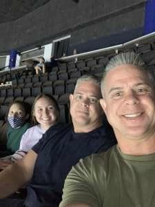 Karen  attended Jacksonville Icemen vs. South Carolina Stingrays - ECHL - Military Appreciation Weekend! on May 15th 2021 via VetTix