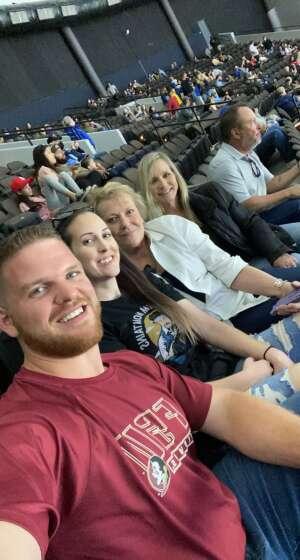 Lori attended Jacksonville Icemen vs. South Carolina Stingrays - ECHL - Military Appreciation Weekend! on May 15th 2021 via VetTix