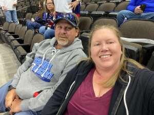 Melissa attended Jacksonville Icemen vs. South Carolina Stingrays - ECHL - Military Appreciation Weekend! on May 15th 2021 via VetTix