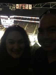 Nick attended Jacksonville Icemen vs. South Carolina Stingrays - ECHL - Military Appreciation Weekend! on May 15th 2021 via VetTix