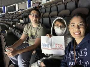Click To Read More Feedback from Jacksonville Icemen vs. South Carolina Stingrays - ECHL - Military Appreciation Weekend!