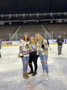 BJ attended Jacksonville Icemen vs. South Carolina Stingrays - ECHL - Military Appreciation Weekend! on May 15th 2021 via VetTix