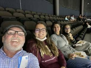 Spitzer Family attended Jacksonville Icemen vs. Florida Everblades - ECHL - Military Appreciation Weekend! on May 16th 2021 via VetTix