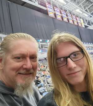 David attended Jacksonville Icemen vs. Florida Everblades - ECHL - Military Appreciation Weekend! on May 16th 2021 via VetTix
