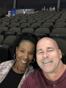 Don attended Jacksonville Icemen vs. Florida Everblades - ECHL - Military Appreciation Weekend! on May 16th 2021 via VetTix