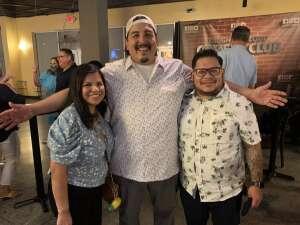 Steven Olveda Jr attended Cinco de Mayo with Big Al Gonzales on May 5th 2021 via VetTix