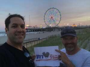 Rich Elsmore attended Boardwalk Budz on Jun 25th 2021 via VetTix