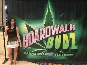 Sarah attended Boardwalk Budz on Jun 25th 2021 via VetTix