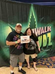 Bob  attended Boardwalk Budz on Jun 25th 2021 via VetTix