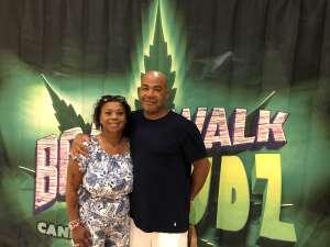 Kenon  attended Boardwalk Budz on Jun 25th 2021 via VetTix