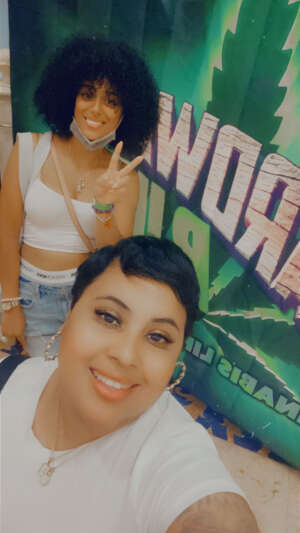 Lei attended Boardwalk Budz on Jun 25th 2021 via VetTix