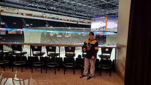 Nic attended Lehigh Valley Phantoms vs. Wilkes-barre/scranton Penguins - AHL on May 9th 2021 via VetTix