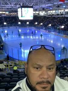 David attended Florida Everblades vs. Greenville Swamp Rabbits - ECHL on Jun 2nd 2021 via VetTix
