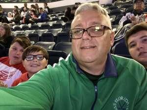 Chris attended Florida Everblades vs. Greenville Swamp Rabbits - ECHL on Jun 2nd 2021 via VetTix