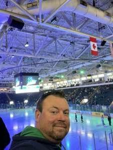 Harleymsu attended Florida Everblades vs. Greenville Swamp Rabbits - ECHL on Jun 2nd 2021 via VetTix