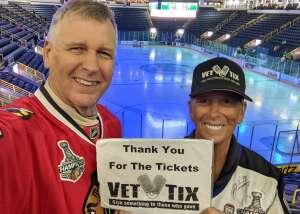 Dave attended Florida Everblades vs. Greenville Swamp Rabbits - ECHL on Jun 2nd 2021 via VetTix
