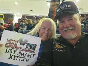 Mike Colern attended Florida Everblades vs. Greenville Swamp Rabbits - ECHL on Jun 2nd 2021 via VetTix