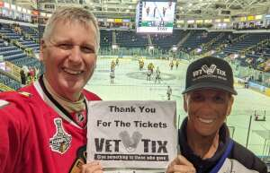 Click To Read More Feedback from Florida Everblades vs. Greenville Swamp Rabbits - ECHL