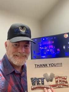 David attended High Dive - Xyz, the Boas, Sangs - Virtual Event on May 20th 2021 via VetTix
