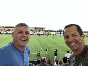 Joe S attended Houston Sabercats vs. Toronto Arrows - Major League Rugby on May 15th 2021 via VetTix