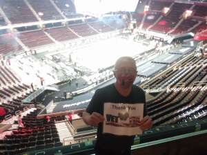 Bob attended Cleveland Cavaliers vs. Indiana Pacers - NBA on May 10th 2021 via VetTix