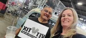 Marci Perez  attended Mecum Auctions 2021 - Tulsa Auto Show on Jun 10th 2021 via VetTix