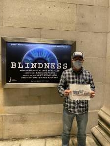 Click To Read More Feedback from Blindness