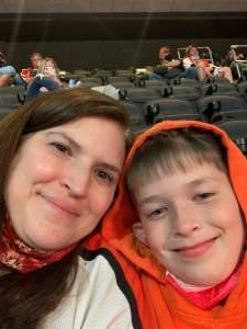 Lance attended Philadelphia Flyers vs. New Jersey Devils - NHL ** Military Appreciation Night ** Please Read Event Notes ** on May 10th 2021 via VetTix
