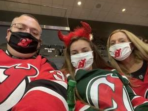Chuck S attended Philadelphia Flyers vs. New Jersey Devils - NHL ** Military Appreciation Night ** Please Read Event Notes ** on May 10th 2021 via VetTix